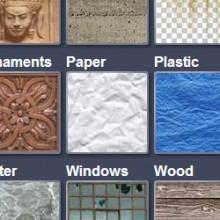 Texture sites