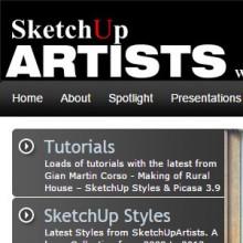 Sketchup artists